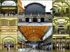 Innenausstattung Hauptbahnhof Wroclaw ( Breslau)