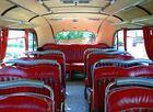 Innenausstattung Mercedes O 3500 - Baujahr 1951 -
