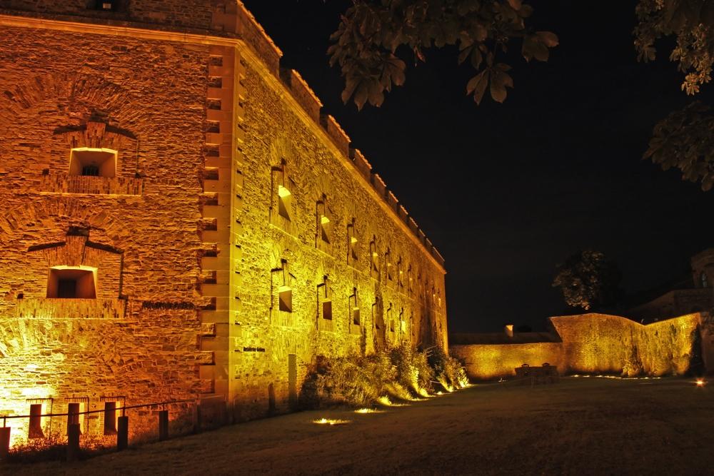 Innenbereich Festung Ehrenbreitstein