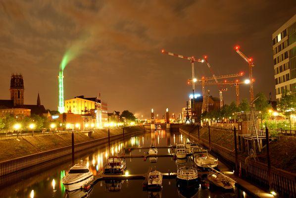 Innenhafen Duisburg 2