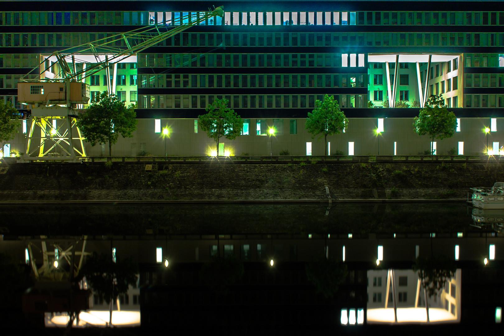 Innenhafen Duisburg 3