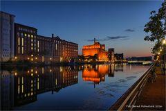 Innenhafen Duisburg .....
