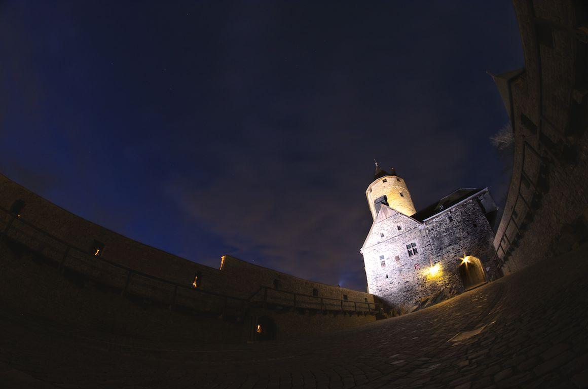 Innenhof Burg Altena