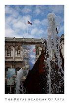 Innenhof der Royal Academy of Arts
