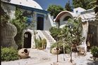 Innenhof in Tunesien
