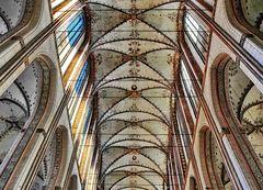 innenleben einer kirche
