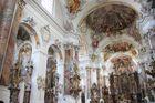 Innenraum der Basilika Ottobeuern