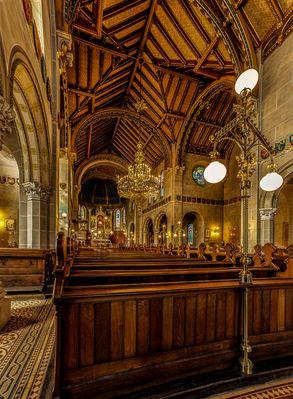 Innenraum der Kirche (reloaded)