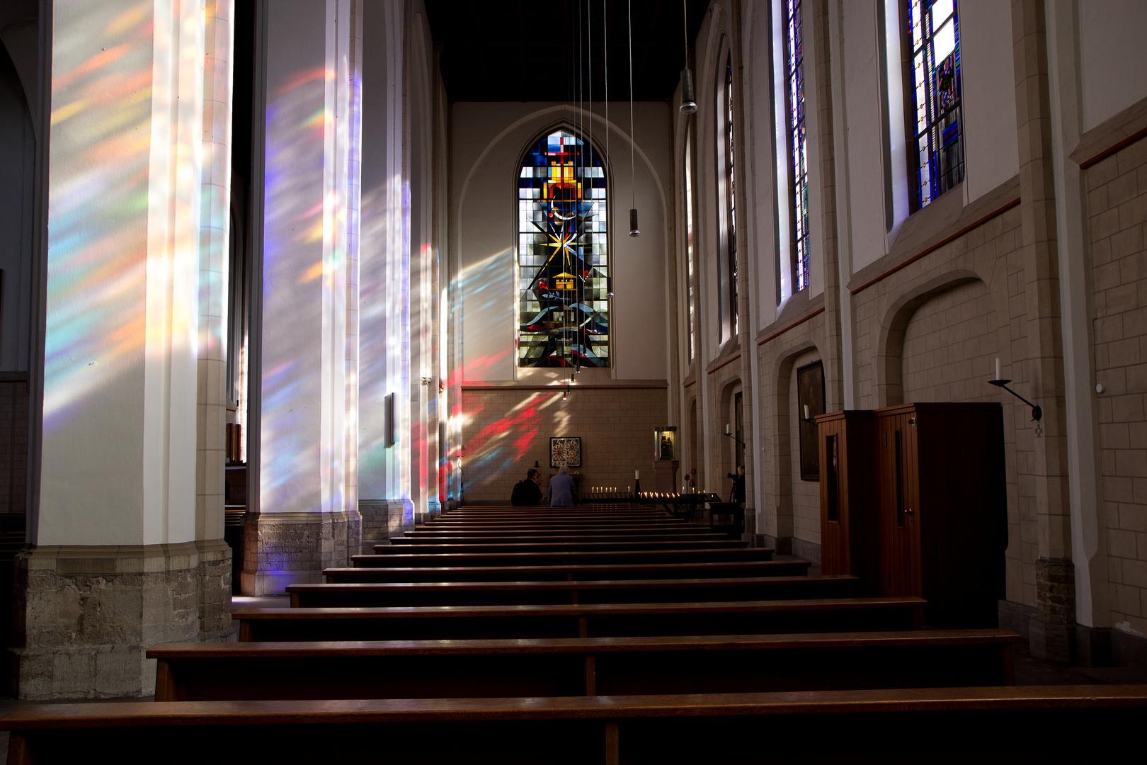 Innenraum Kirche