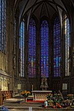 Innenraum Lambertikirche Münster