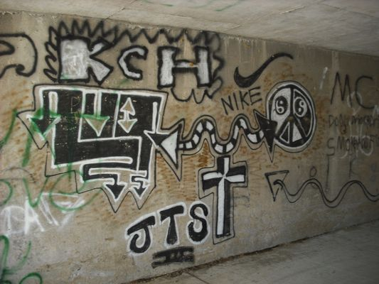 Inner City Graffiti