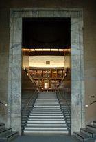 Inneres der Stadtbibliothek