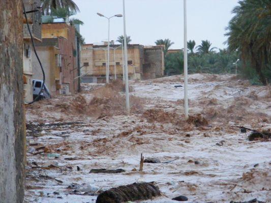 innondation de ghardaia (ouad mzab) 1