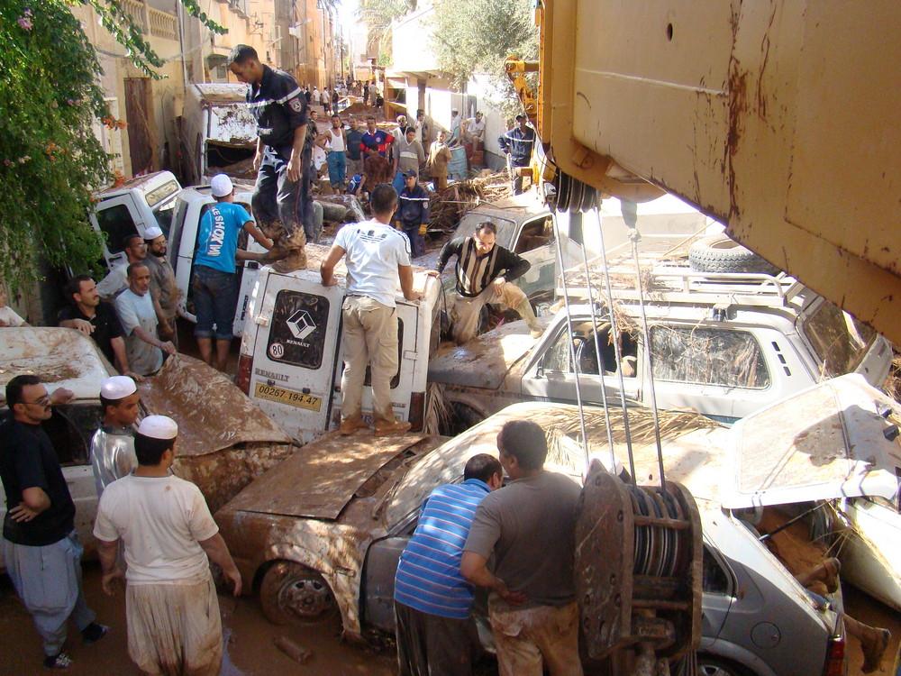 innondation de ghardaia (ouad mzab) 10