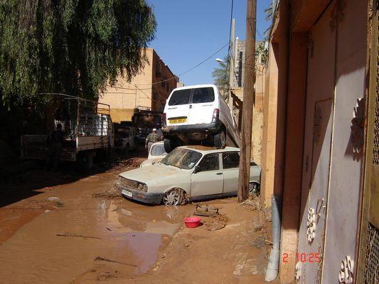 innondation de ghardaia (ouad mzab) 14