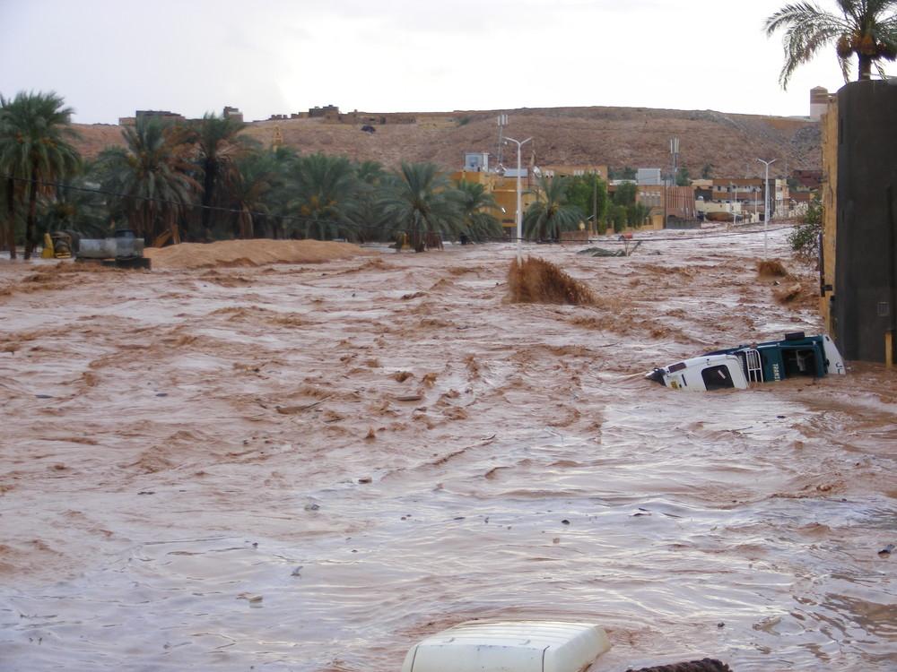 innondation de ghardaia (ouad mzab) 2