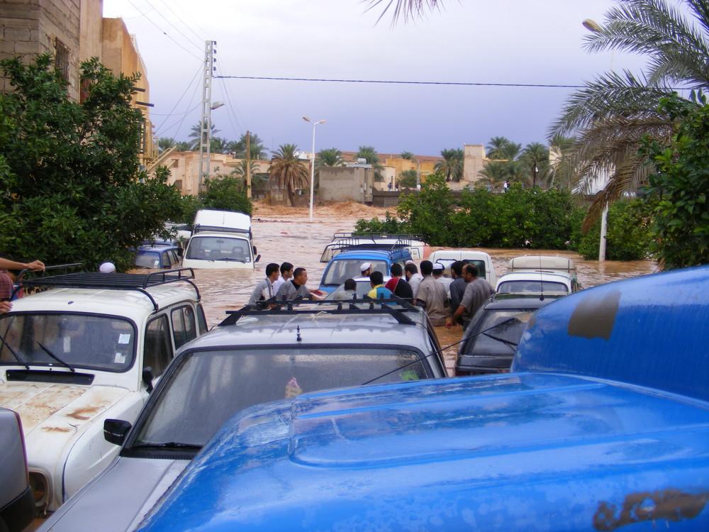 innondation de ghardaia (ouad mzab) 4