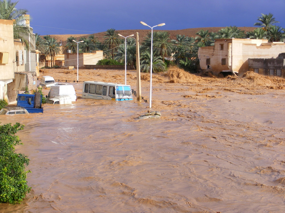 innondation de ghardaia (ouad mzab) 6