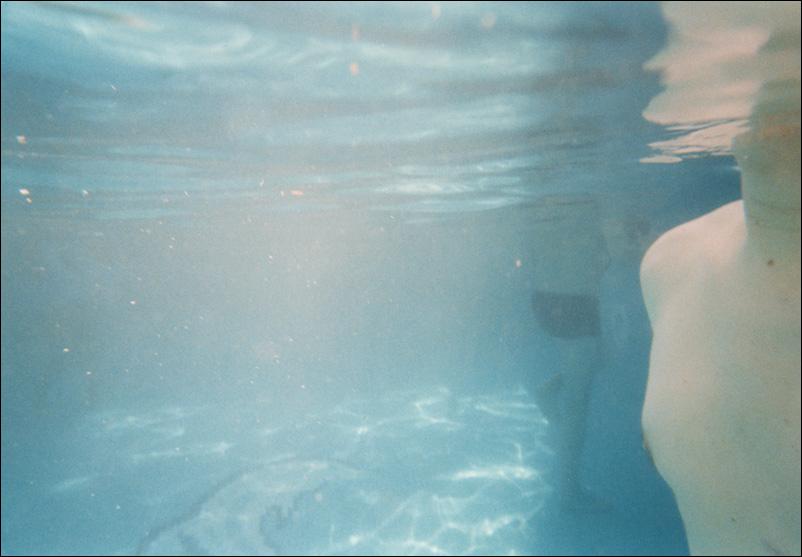 Innovative Pool-Fotografie No. II