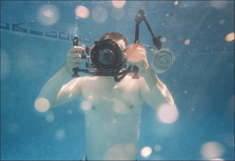 Innovative Pool-Fotografie No. III
