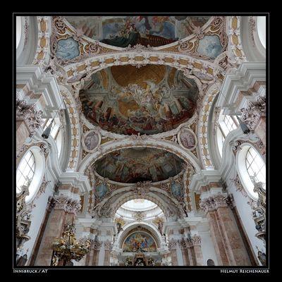Innsbruck Cathedral I, Innsbruck / AT