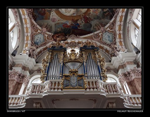 Innsbruck Cathedral II, Innsbruck / AT