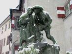 """Innsbruck - Denkmal """"anno 1809"""""""
