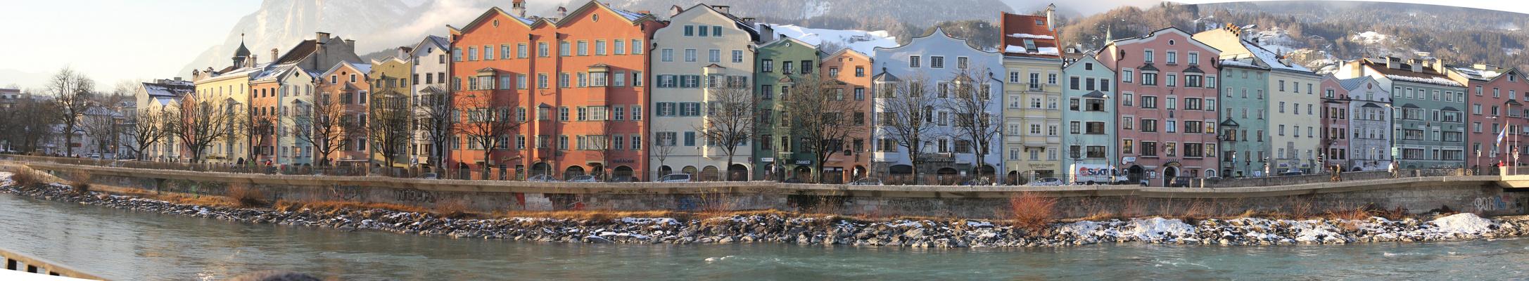 Innsbruck :-) (Freihand)