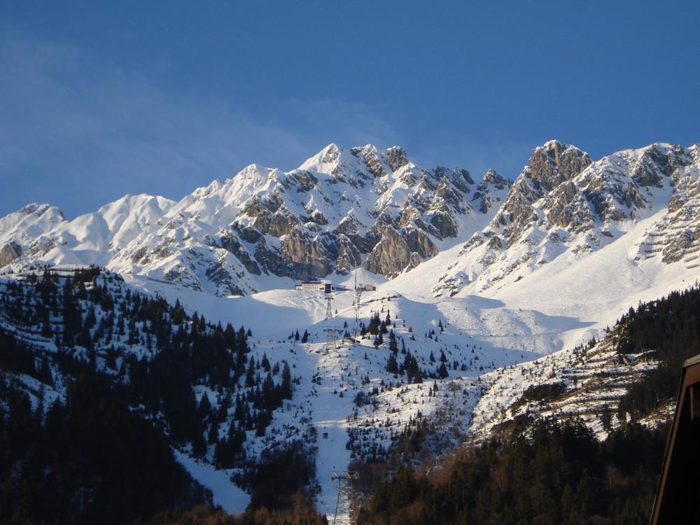 Innsbruck Jänner 2008