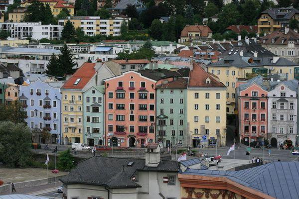 Innsbruck - Stadtteil - Mariahilf