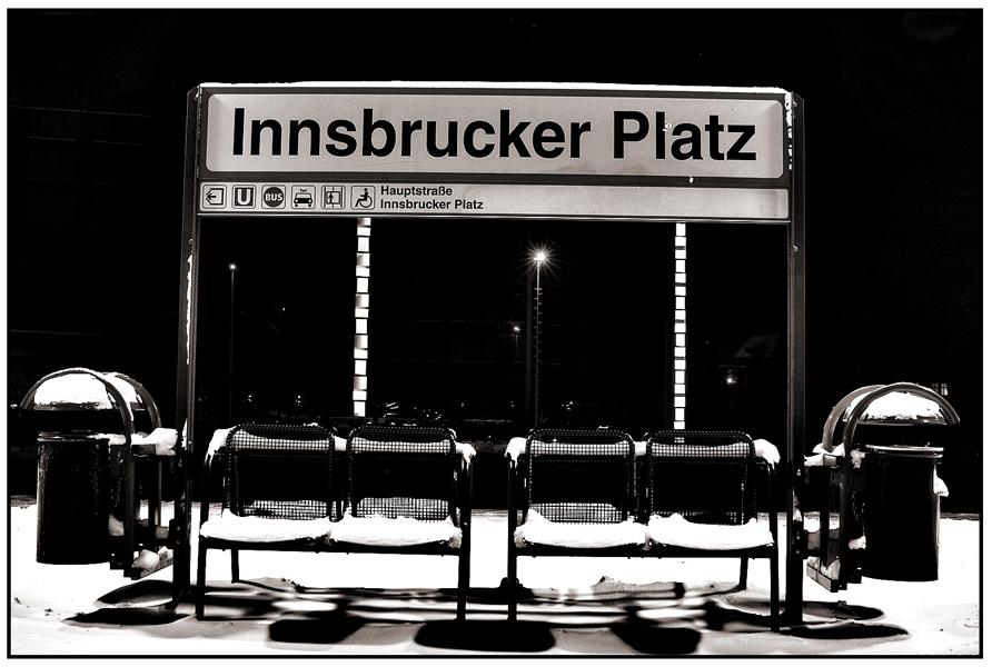 innsbrucker Platz