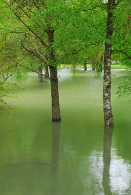 Inondations en Bourgogne