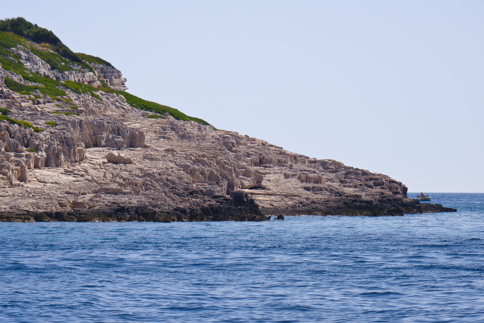 Insel bei Dugi Otok