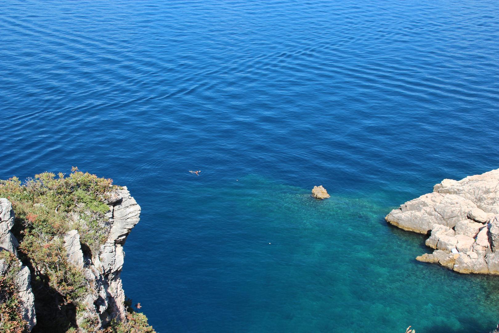 Insel-Bucht  -Krk/Kroatien