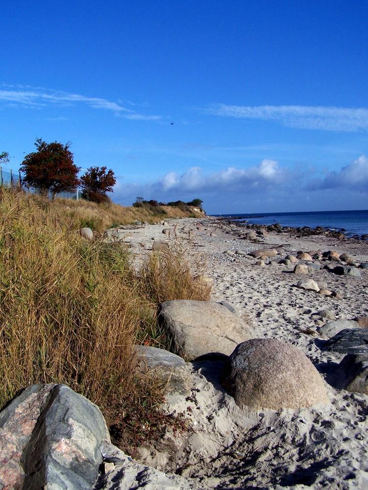 Insel Fehmarn im September