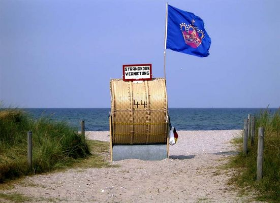 Insel Fehmarn - Sommer 2003