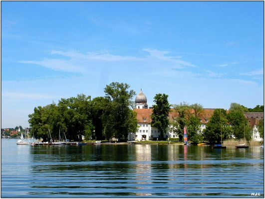 Insel Frauenchiemsee