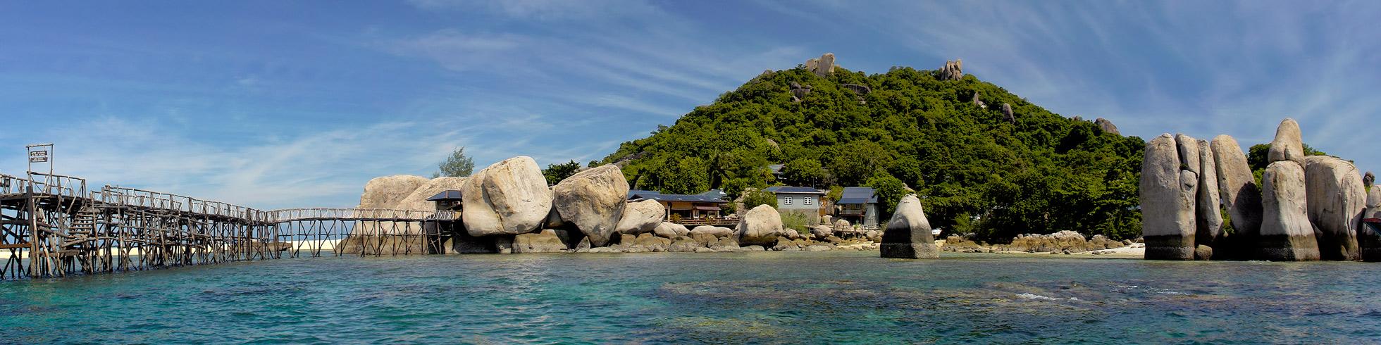 Insel Koh Pha Ngan