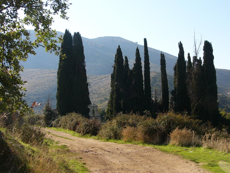 Insel Korfu Wanderweg zum Pantokrator