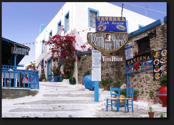 Insel Kos - Kos Stadt