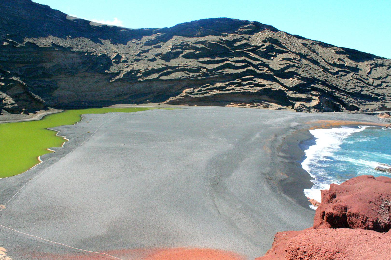 Insel Lanzarote -unbeschreiblich, einzigartig, phantastisch-