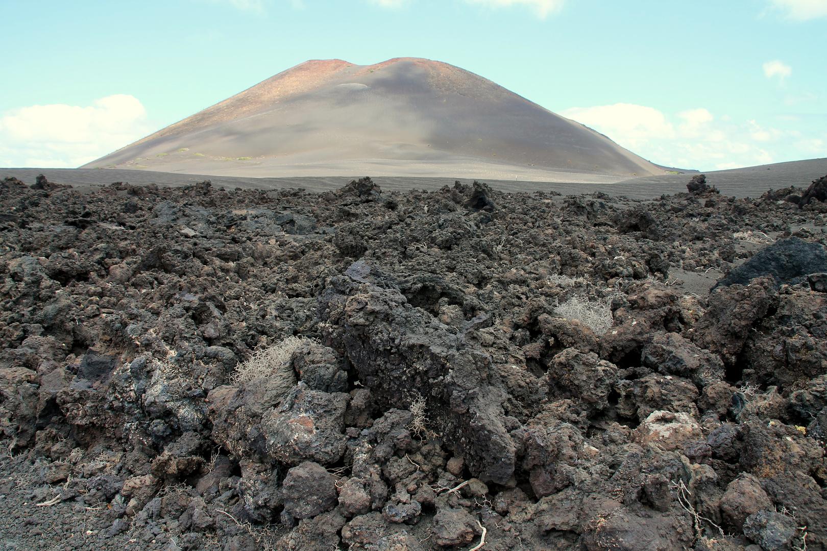 Insel Lanzarote- wie auf einem fremden Planeten-
