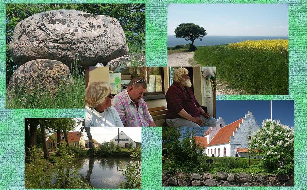 Insel LYO(+=/) in der dänischen Südsee!