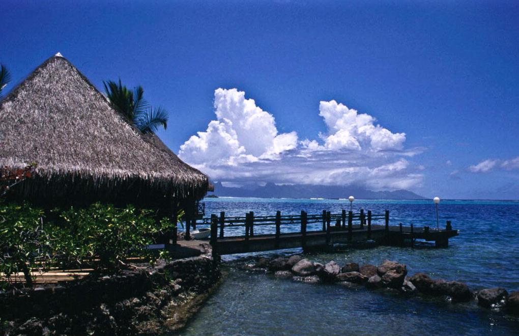 Insel Moorea (Tahiti)