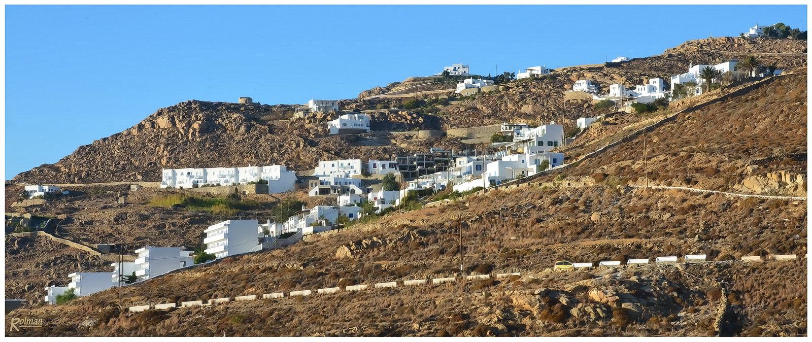 Insel Mykonos 1