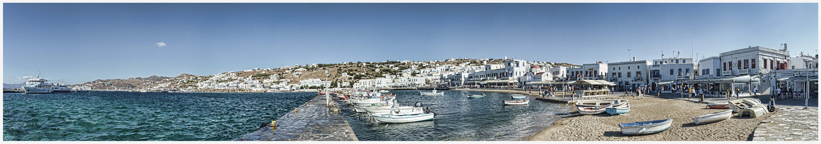 Insel Mykonos 4