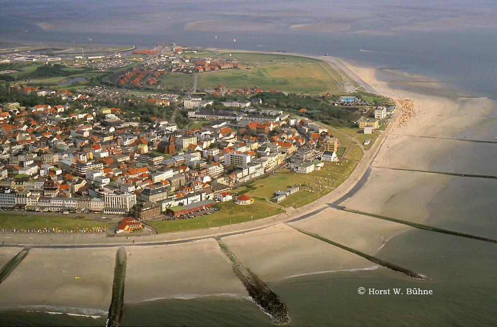 Insel Norderney, Promenade Nordweststrand