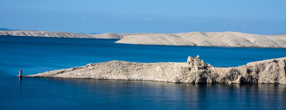 Insel Pag / Kroatien