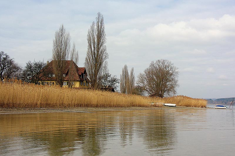 Insel Reichenau im Bodensee