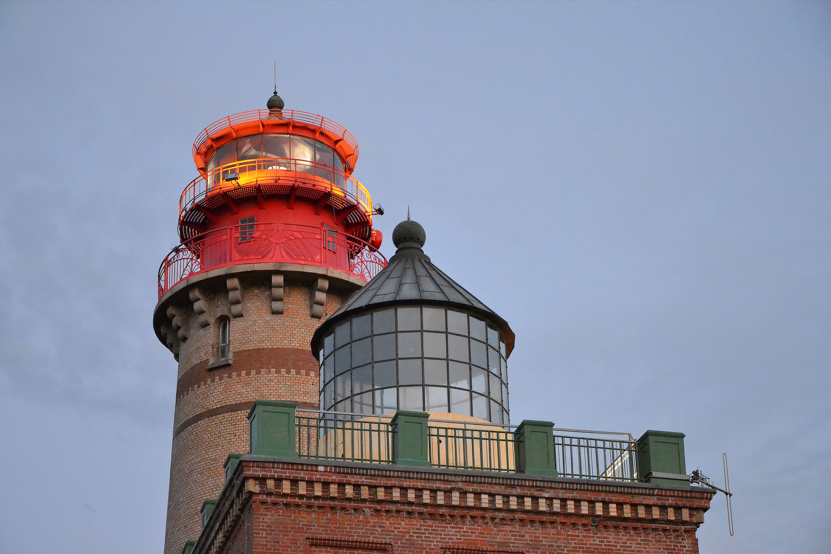 Insel Rügen - Leuchtturm Kap Arkona